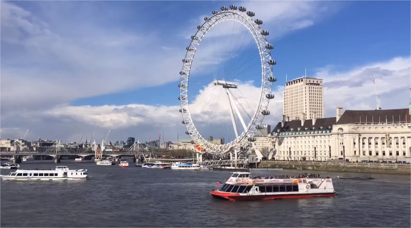 London Calling timelapse YouTube