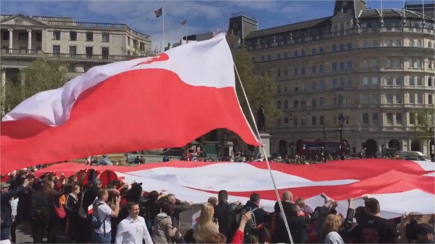 Event Polish Flag Day London