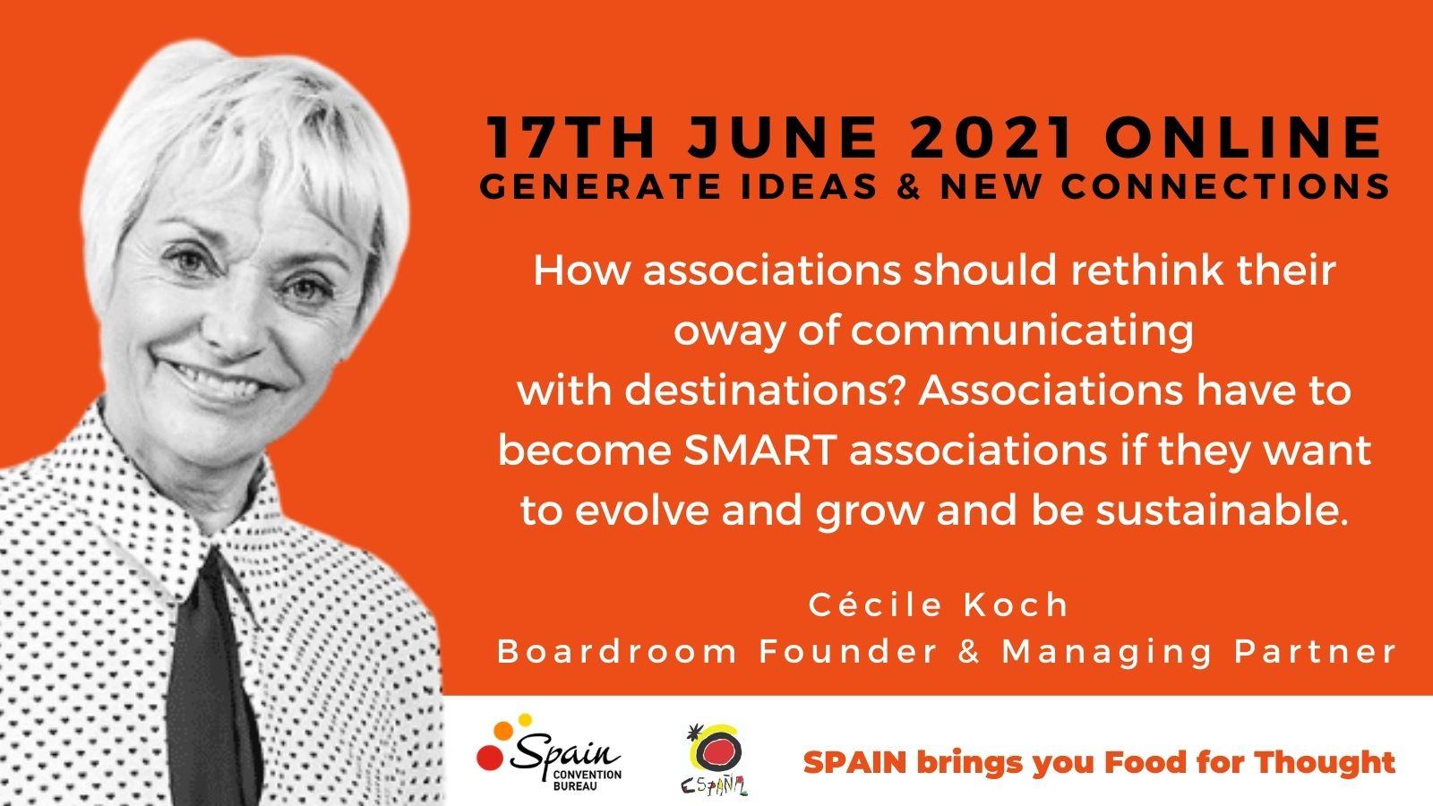 Cécile Koch Boardroom magazine associations network