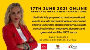 associations buyers Jane Corrales SPAIN brings you food for thought