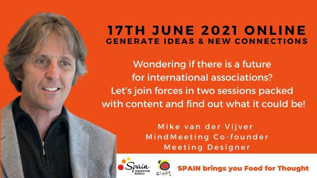 Mike van der Vijder MindMeeting associations Meeting Designer