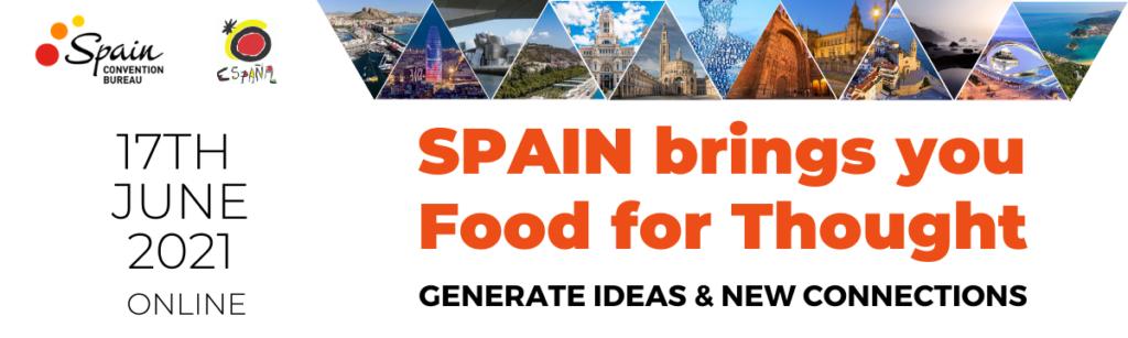 Spain Convention Bureau online event for associations executives
