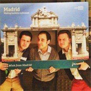 meetingdesigners eventprofs David Benitez Alejandro Roja Jaroslaw Marciuk
