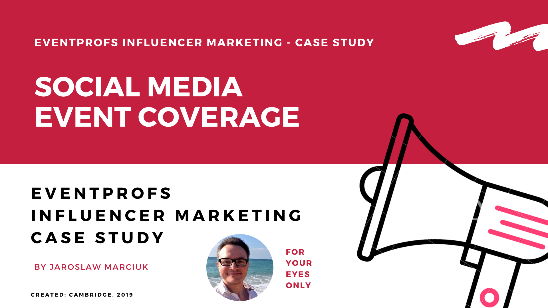 MICE influencer marketing case study
